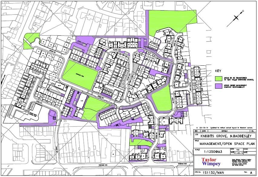 Knights Grove Estate Plan
